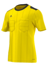 Dres ADIDAS - REFEREE 16 UCL JERSEY